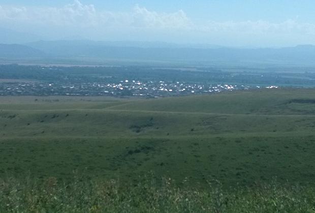 Село Самашки