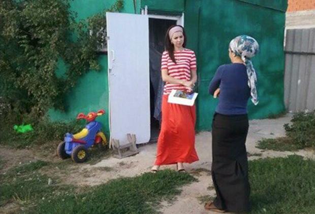 Омбудсмен Зарема Чахкиева