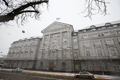 Здание СБУ в Киеве