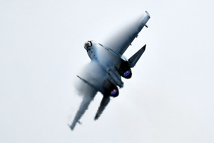 Истребитель Су-57. Архивное фото