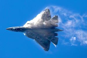 Су-57. Архивное фото