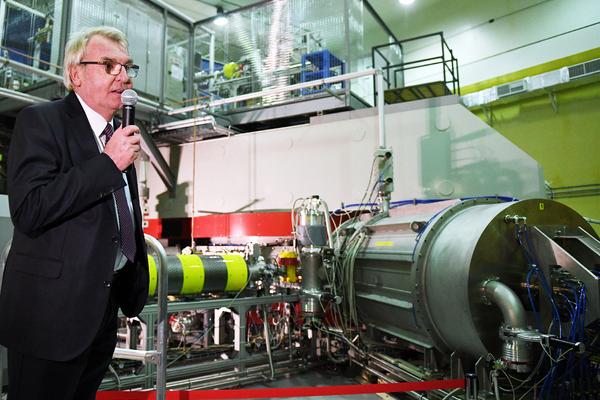Запуск циклотрона ДЦ-280 для проекта «Фабрика сверхтяжелых элементов» в Дубне