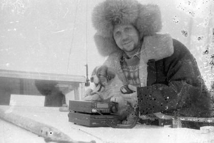 В Арктике нашли отснятую более 30 лет назад фотопленку