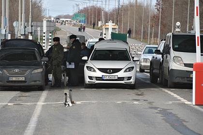 Украина упростила порядок пересечения границы с Крымом для детей