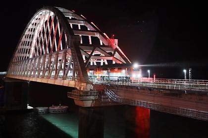 Аксенов оценил запуск железнодорожного движения по Крымскому мосту