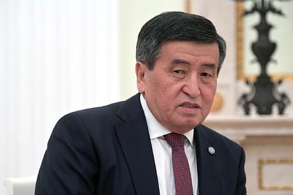 Соорнбай Жээнбеков