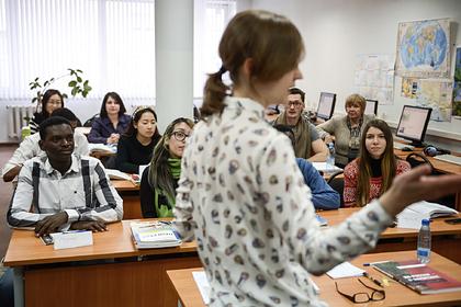 В России стало вдвое больше студентов-иностранцев