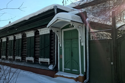 Дом митрополита Феодосия