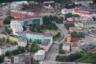 В центре Кировска особенно заметно, какие грандиозные планы были у градостроителей.