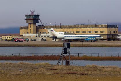 Четыре арктических аэропорта реконструируют для нужд Севморпути