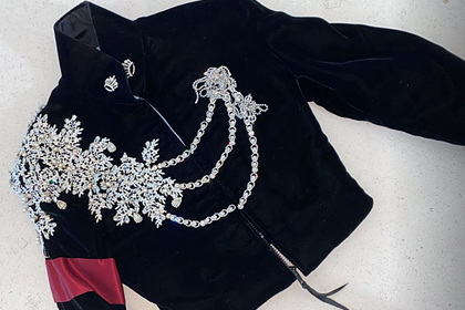 Куртка Майкла Джексона по цене квартиры в Москве досталась шестилетнему ребенку