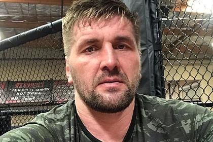 Российский боец MMA назвал отсутствие американской визы концом карьеры