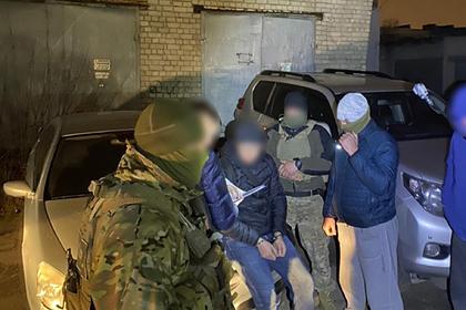 На Украине задержали сотрудничавшего с Россией полицейского