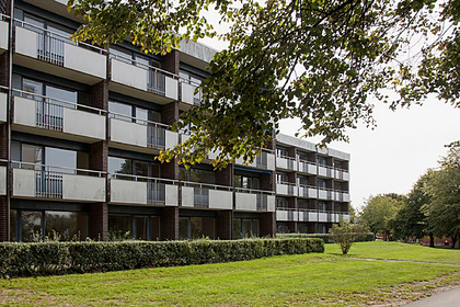 Дом жилищного интеграционного проекта SällBo в шведском городе Хельсингборг