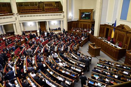 Украинский закон о СМИ запретит цитировать Путина