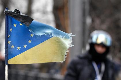 Стало известно число желающих вступления в Евросоюз украинцев