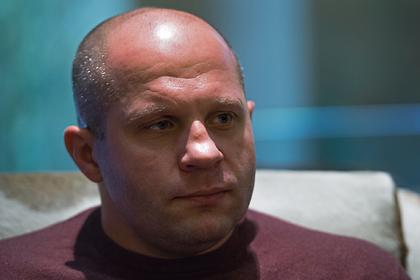 Не ждал , что Емельяненко победит так быстро— Александр Шлеменко
