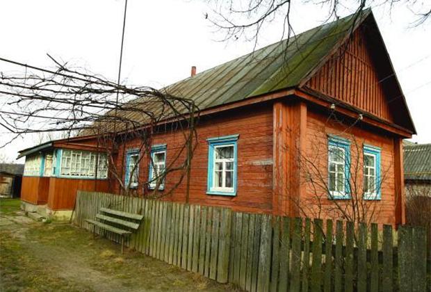 Дом, где жила семья Анатолия Оноприенко