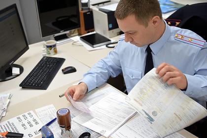 Новые правила регистрации автомобилей в России разъяснили