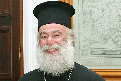 Патриарх  Феодор II Александрийский