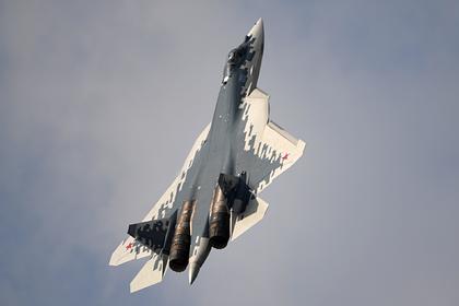 Су-57 (архивное фото)
