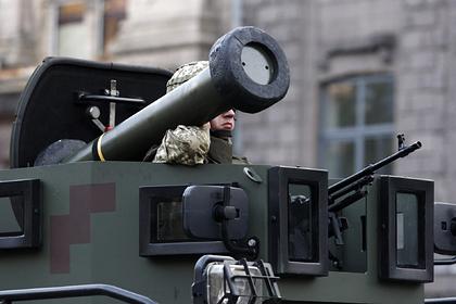 Украина договорилась с США о закупках Javelin