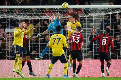 «Арсенал» сыграл вничью в первом матче после смены тренера