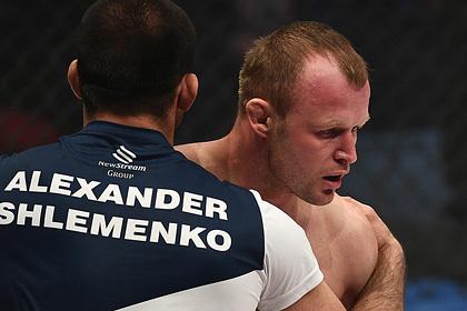 Российский боец MMA Шлеменко оценил шансы Кадырова в бою против Емельяненко