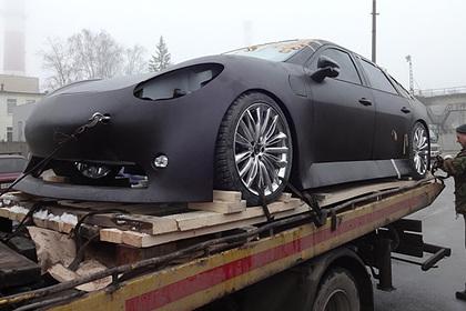 Дизайн российского электромобиля назвали «творческим самоубийством»