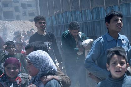 Опубликованы новые данные о фабрикации химатаки в Сирии