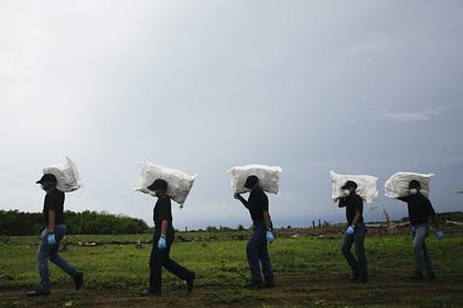 В Уругвае изъяли тонны кокаина на миллиард долларов