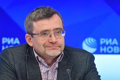Генеральный директор Всероссийского центра изучения общественного мнения (ВЦИОМ) Валерий Федоров