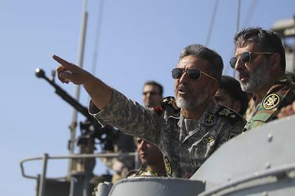 Иран приготовился уничтожать шпионские аппараты в районе учений с Россией