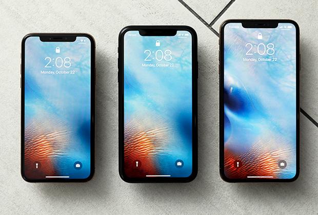 iPhone Xs, Xr и Xs Max