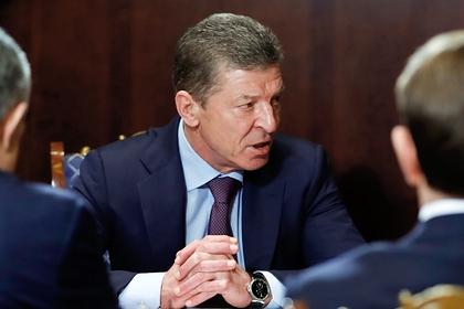 В России пообещали адекватно ответить США на санкции против «Северного потока-2»