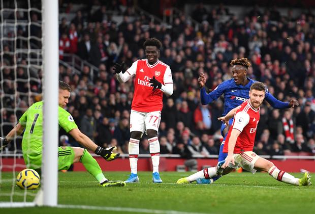 Матч «Арсенал» — «Челси»