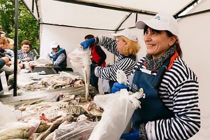 Мурманский проект «Наша рыба» признан лучшей региональной практикой