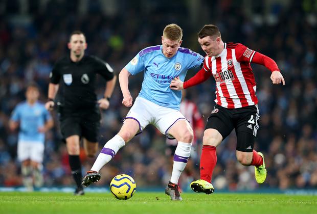 Матч «Манчестер Сити» — «Шеффилд»