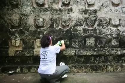 Найден затерянный гигантский дворец древней цивилизации