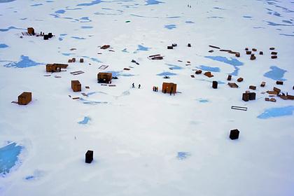 Минприроды выявило тепловую аномалию в Арктике