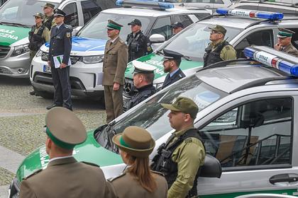 В Польше по запросу России задержали нескольких украинцев