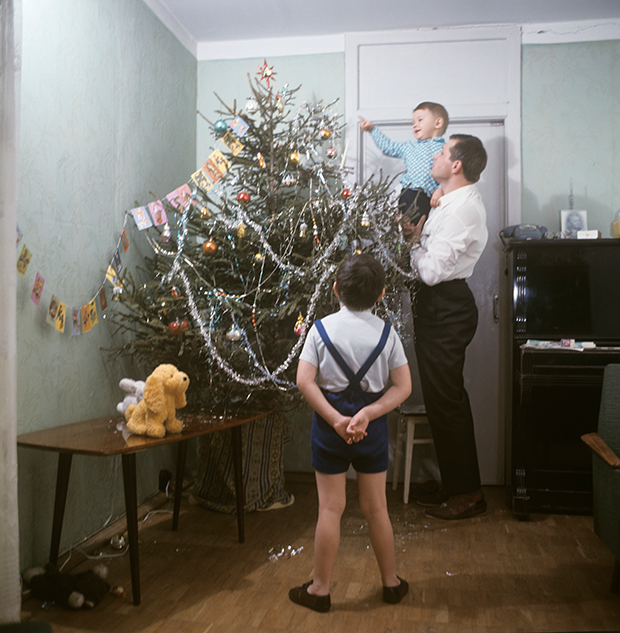 Новый год в СССР, 1971 год