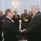 Официальная церемония передачи власти от Бориса Ельцина Владимиру Путину, 1999 год