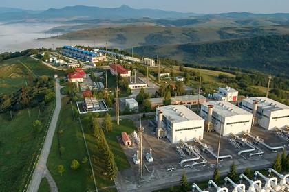 На Украине заявили о начале транспортировки газа в ЕС по новому контракту