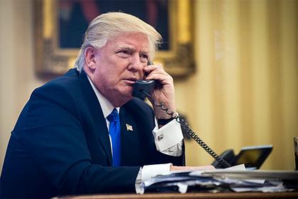 Раскрыта реакция Трампа напропущенный звонок от В. Путина