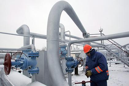 Транзит российского газа через Украину упал с начала года в пять раз