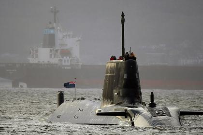 Подводная лодка класса «Эстьют», 2009 год