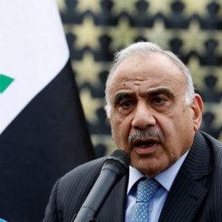 Иракский премьер-министр Абдул Махди