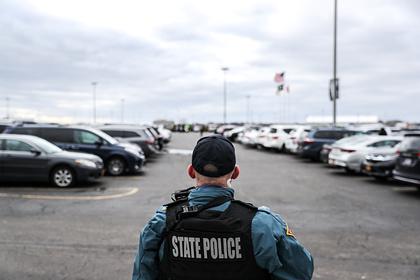 В США водитель расстрелял подростков из-за игры в снежки