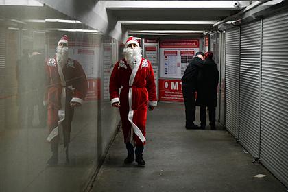 Дед Мороз обварил ребенка кипятком в новогоднюю ночь